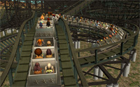 My RCT1 Woodie - Thumbnail Image 03